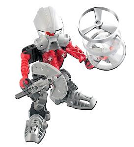 """Конструктор """"RoboBlock"""" Красный Воин XS"""