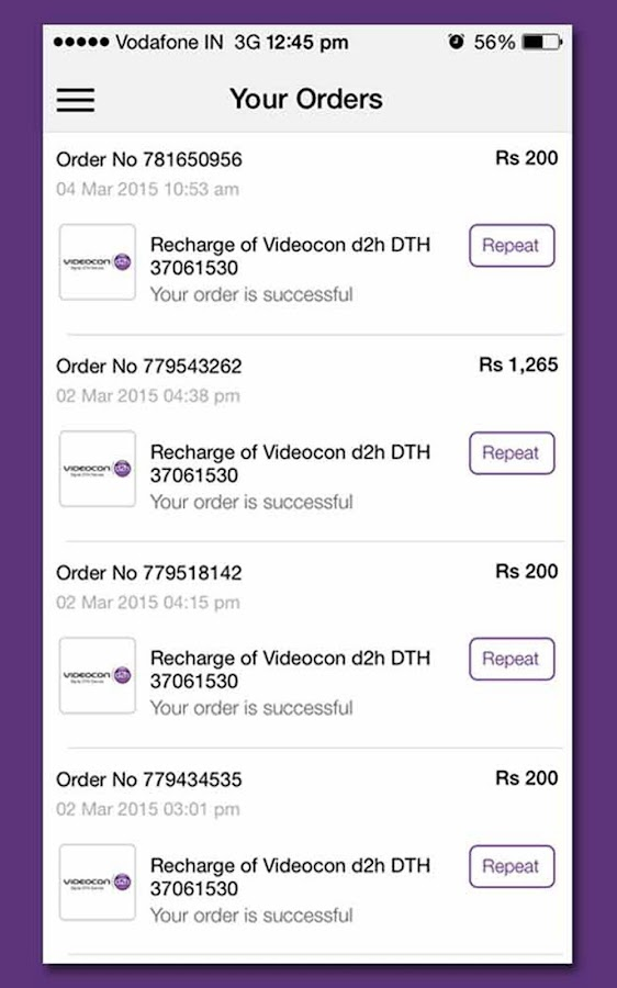 Videocon d2h, the fastest growing dth service provider in india