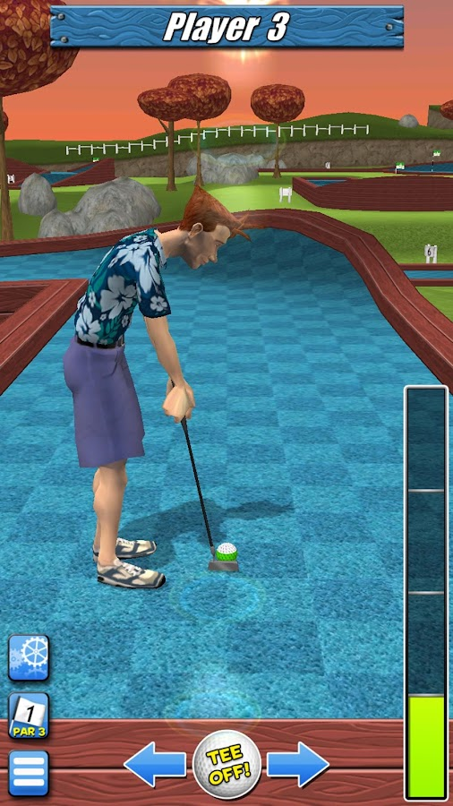 My Golf 3D Screenshot 1