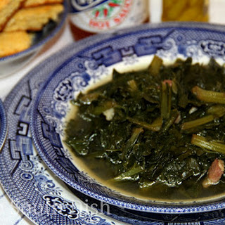 Turnip Greens With Bacon Grease Recipes