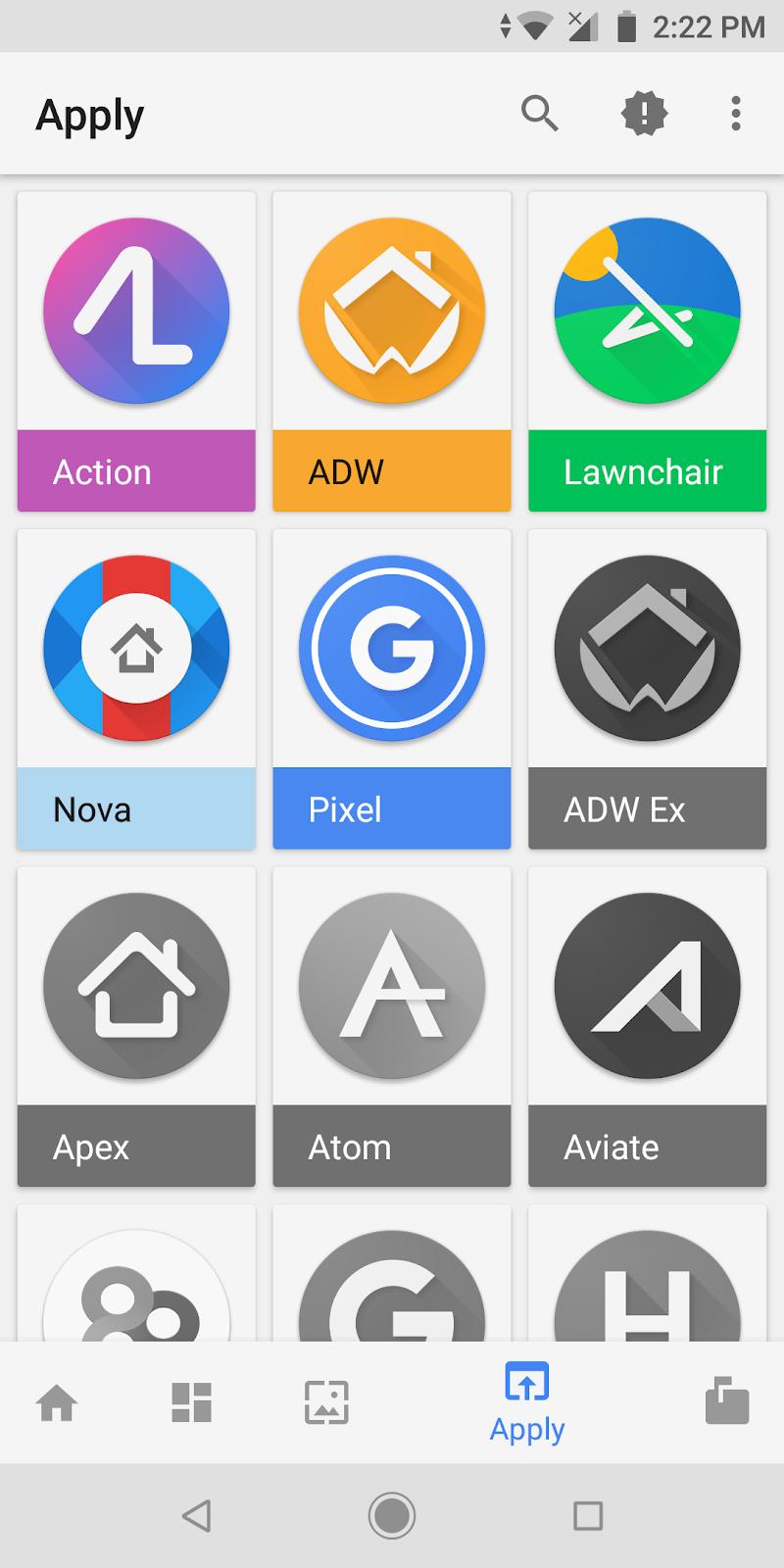 Pixel Icons Screenshot 5