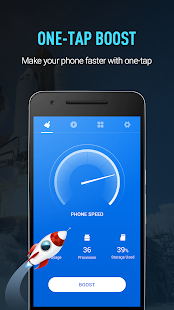App Rocket Cleaner - Phone Boost & Clean APK for Windows Phone