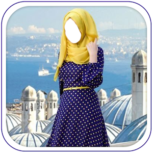 Download Hijab Women Photo Suit New For PC Windows and Mac