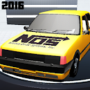 Modified Car Racing 2016 icon