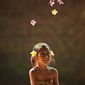 by Dody Hariawan - Babies & Children Children Candids ( kids playing in summer )