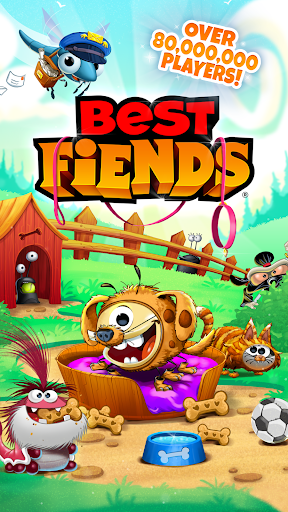 Best Fiends - Puzzle Adventure screenshot 17