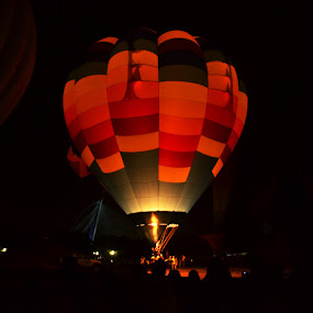 Hot Air Balloon 2 by Hazmi Anas - News & Events World Events