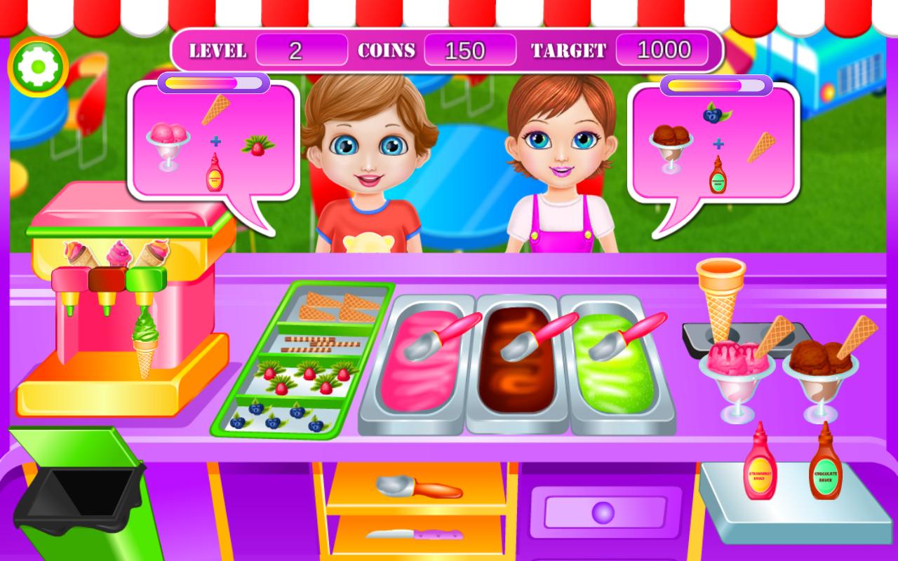 Straße Essen Küche Chef - Kochen Spiel android apps download