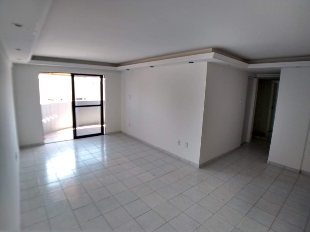 Apartamento com 3 dormitórios à venda, 96 m² por R$ 280.000,00 - Bessa - João Pessoa/PB