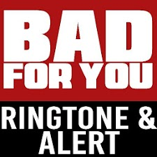 Bad For You Ringtone and Alert