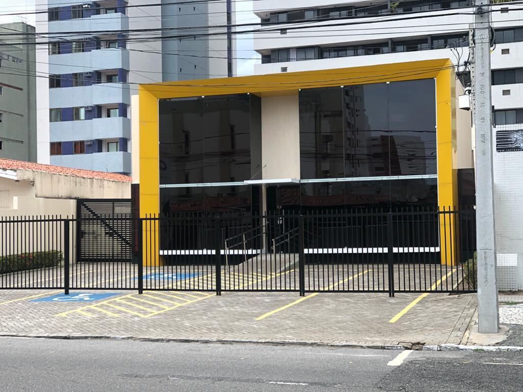 Prédio para alugar, 296 m² por R$ 15.000,00/mês - Tambaú - João Pessoa/PB