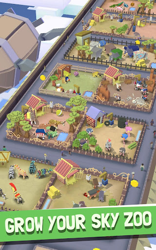 Rodeo Stampede:Sky Zoo Safari screenshot 11
