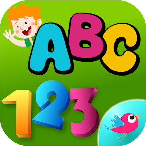 abc 123 Tracing for Toddlers