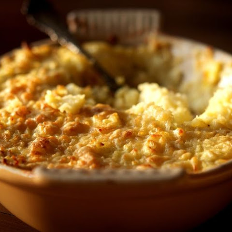 Potato and Celery Root Gratin with Gruyère Recept | Yummly