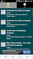Screenshot of Florida Keys