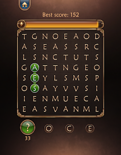 Word Search : FillWords game - screenshot