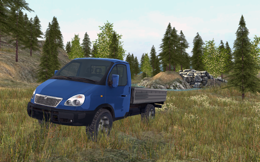 4x4 SUVs Russian Off-Road 2 Screenshot