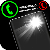 Download Flash Alert on Calls Blinking APK for Android Kitkat