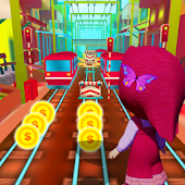 Download subway masha run 2017 APK on PC