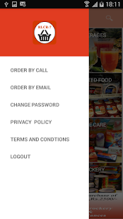 RLCR Supermarket - screenshot
