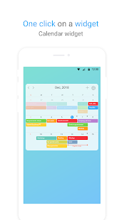 TimeBlocks -Calendar/Todo/Note Screenshot