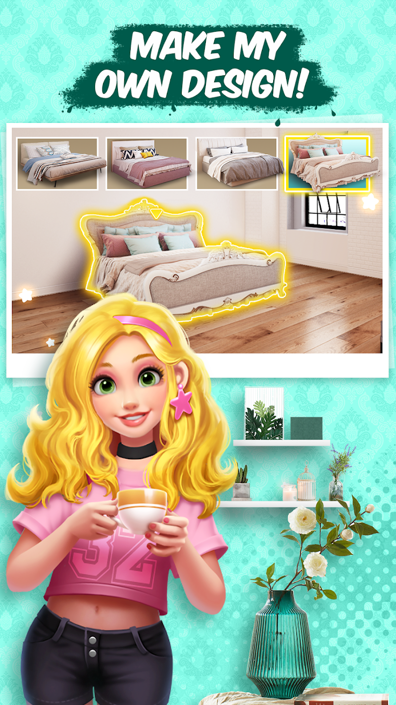 My Home - Design Dreams Screenshot 4