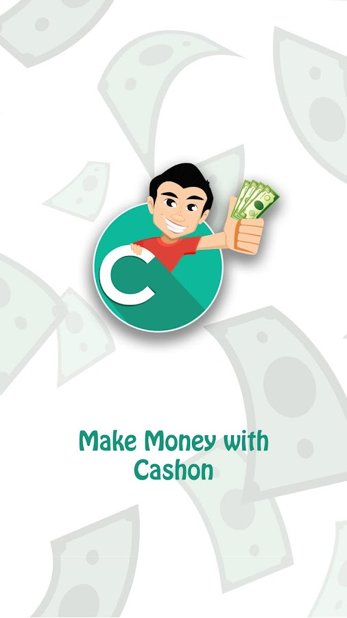 Free Mobile Recharge - CashOn Screenshot 0