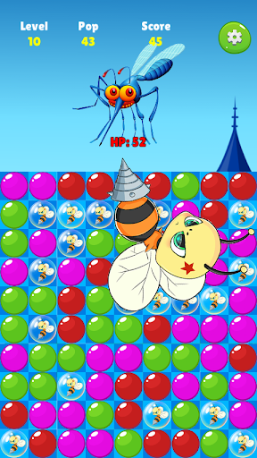 Bee Of King - Bubble Pop And Blast Mania