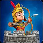 Tiny Romans Castle Defense - Archery Games Icon