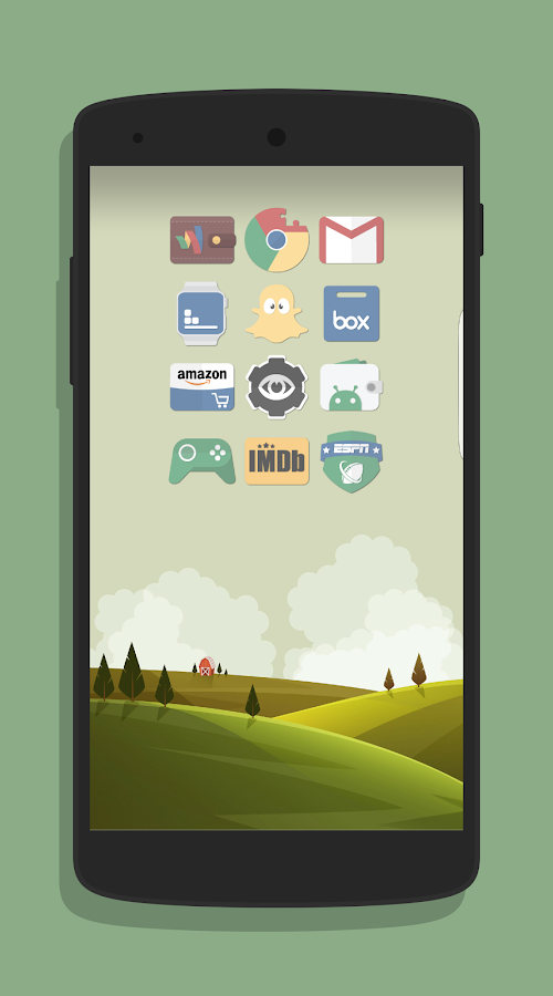 Magme - Icon Pack Screenshot 6