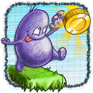 Help Hopper to reach his purpose! Collect coins, unlock new heroes! APK Icon