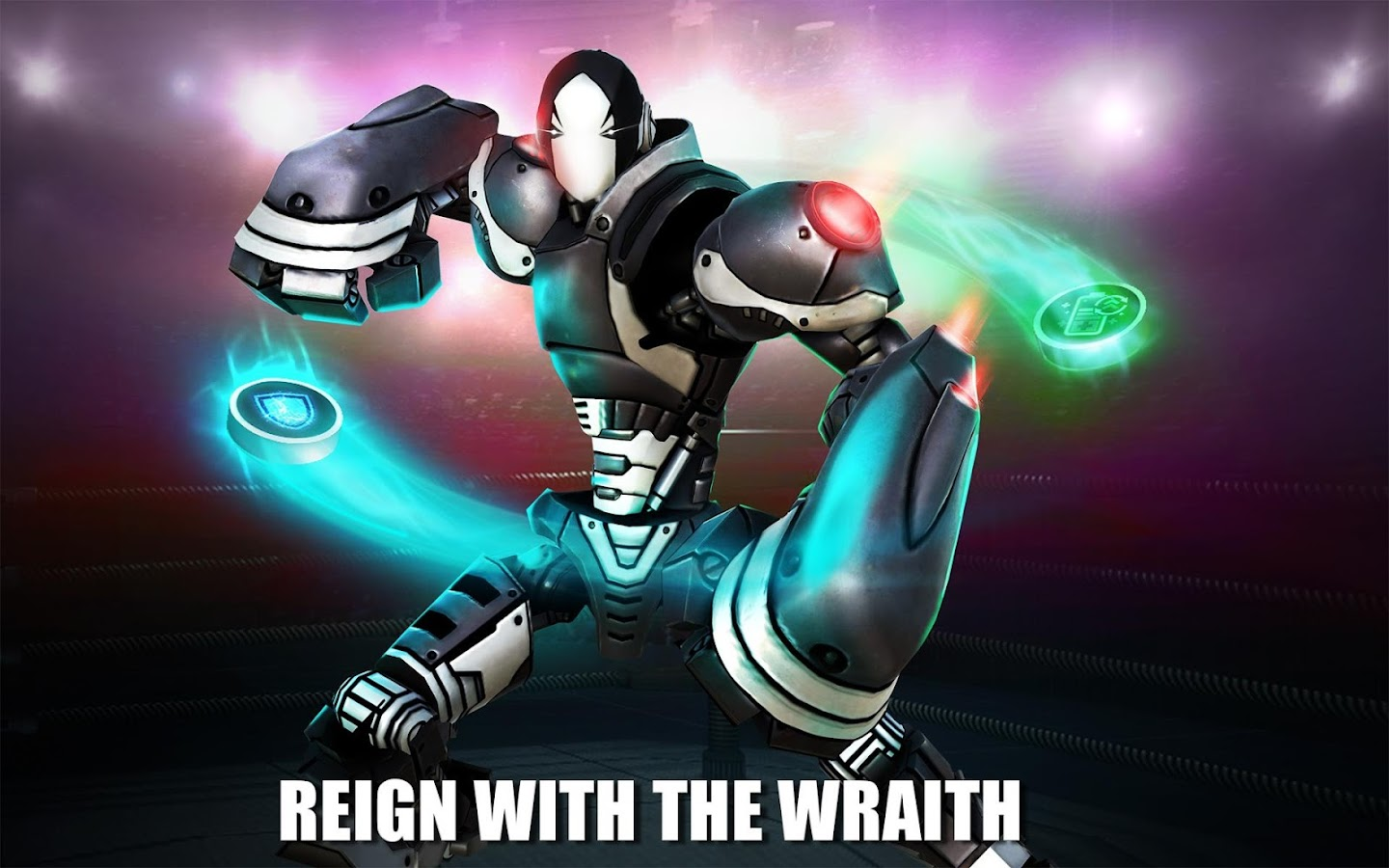 Real Steel World Robot Boxing Screenshot 14