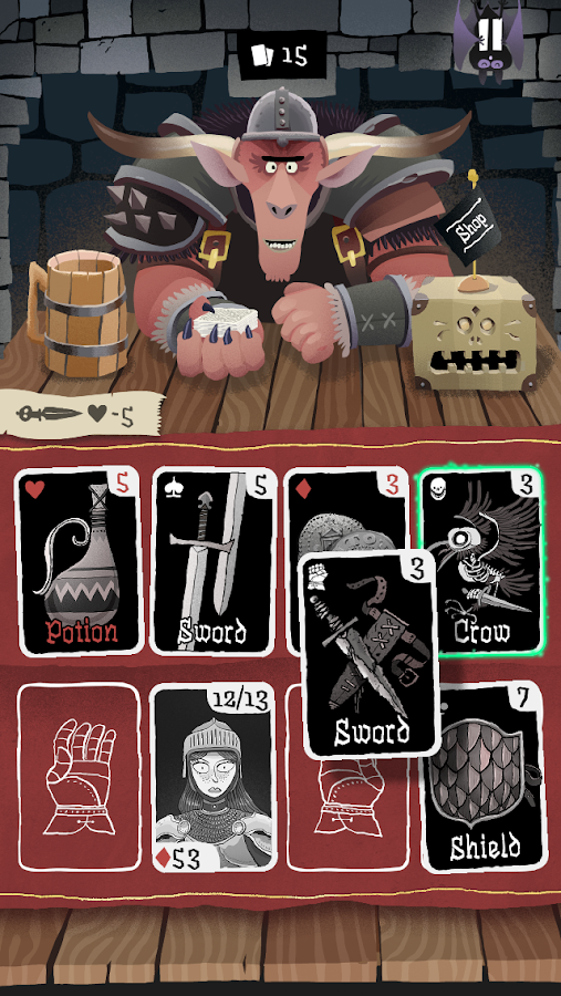 Card Crawl Screenshot 0