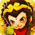 Monkey King Escape APK for Bluestacks