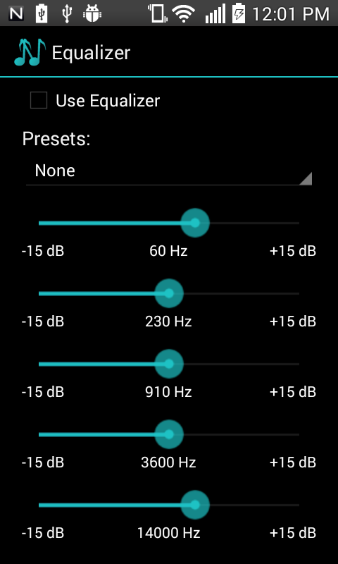 Network Audio Player Pro Screenshot 2