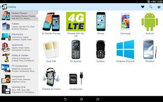 Screenshot of Alzashop.com