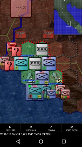 Italian Campaign 1943-1945 - screenshot