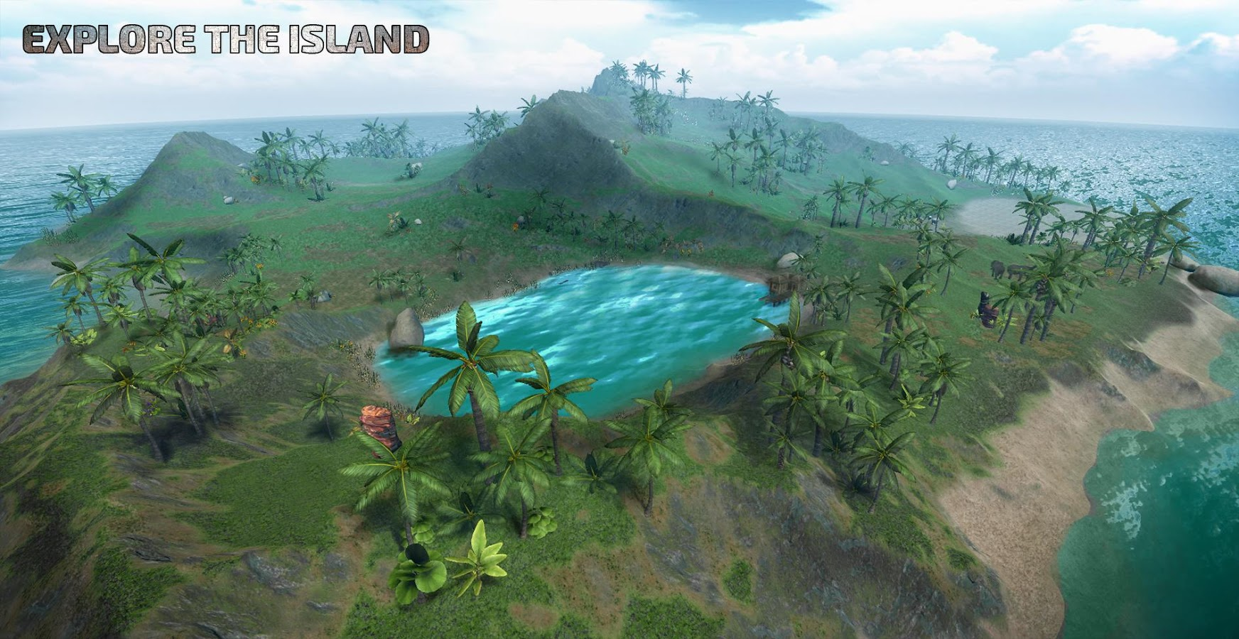 Survival Island: Evolve Screenshot 0