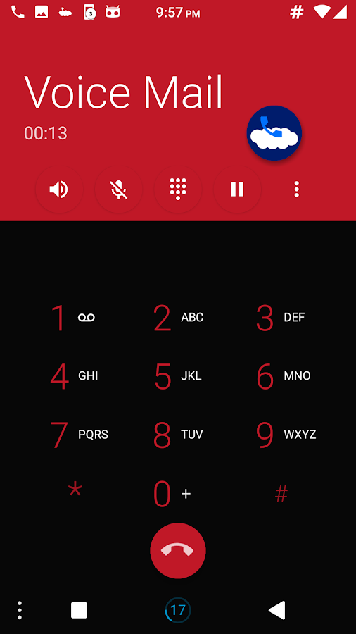 Floating Action Call Screenshot 3