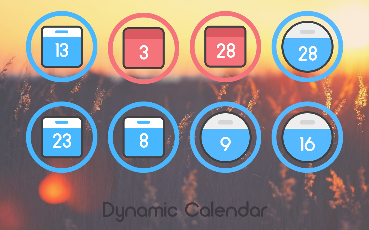 Gyre - Icon Pack Screenshot 1