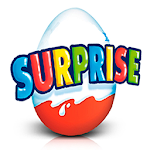 Surprise Eggs Hero & Cartoons Icon