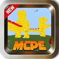 App Mod Godzilla For MCPE APK for Kindle