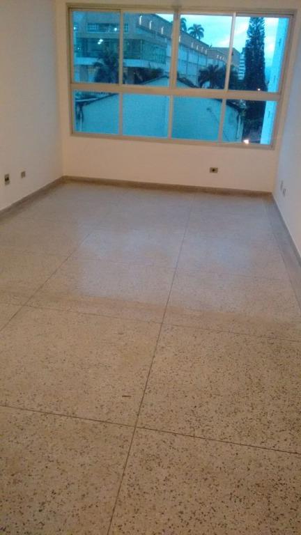 Apartamento com 1 dormitório para alugar, 75 m² por R$ 1.400,00/mês - Centro - São Vicente/SP