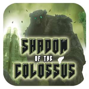 Guide shadow of the colossus