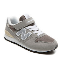 New Balance Lace & Strap Trainer LACE UP