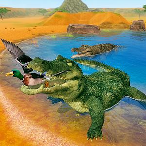 Crocodile Family Simulator 2019 For PC / Windows 7/8/10 / Mac – Free Download