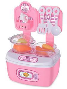 """Игровой набор """"Профессии"""", Большая кухня, розовый"""