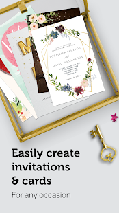 Invitation Card Maker Free by Greetings Island for pc