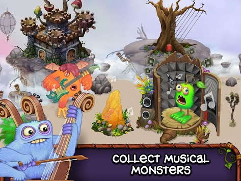 My Singing Monsters APK screenshot thumbnail 8