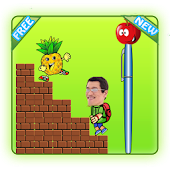 Game Super Pineapple Pen Adventure version 2015 APK